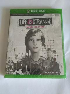 Life Is Strange Before The Storm Nuevo Fisico Sellado