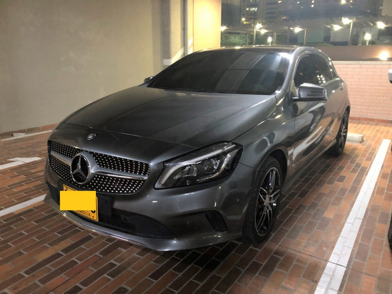 Mercedes Benz A200 1.6 Turbo Version Deportiva 2016