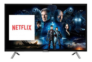 Smart Tv Hitachi Hd 32 Cdh-le32smart17 Netflix Android