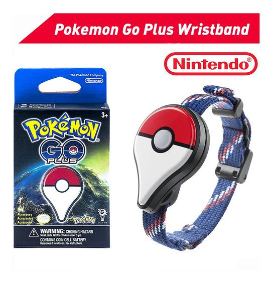 Pokemon Go Plus Nintendo Bracelet Watch Bluetooth Wristband