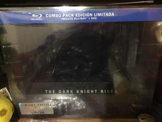 Bluray Mascara Batman Dark Knight Caballero Noche Target Com