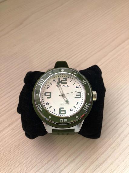Relógio Touch - Comprado No Chilé - Uso De 1 Ano