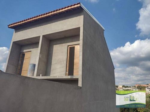 Casa Com 2 Dormitórios À Venda, 70 M² Por R$ 240.000,00 - Jardim Santo Antonio - Franco Da Rocha/sp - Ca0665