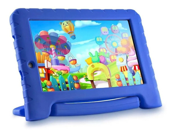 Tablet Multilaser Kid Pad Plus 1gb Android Wi-fi Nb279