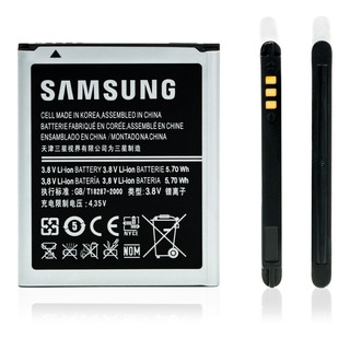 Bateria Samsung Mini S3 Y Duos 3 Pines Original Blister 8694