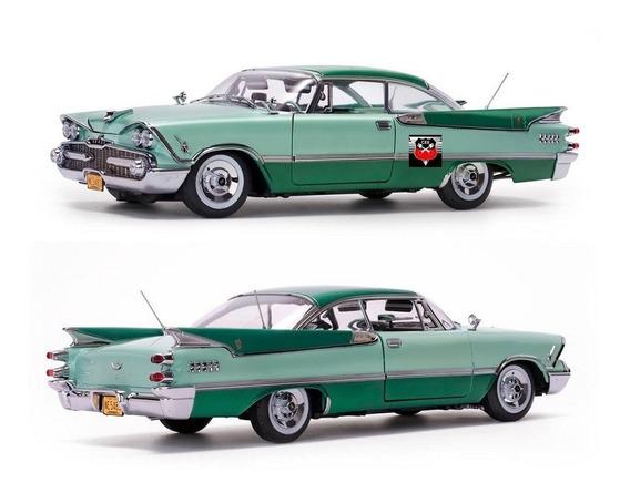Dodge Custom Royal Lancer 1959 - Sun Star Platinum 1/18