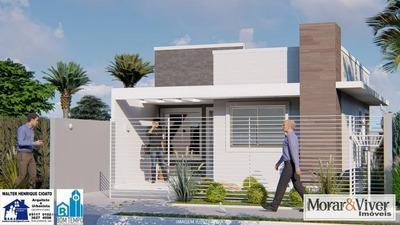 Casa Para Venda Em Fazenda Rio Grande, Santa Terezinha, 3 Dormitórios, 1 Banheiro, 1 Vaga - Faz0094