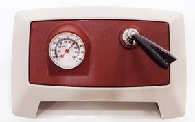 Porta Caneta De Mesa Com Termometro My Set