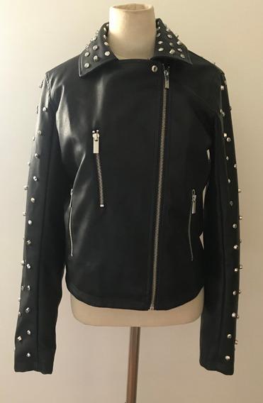 Karl Lagerfeld (falabella). Diseño Unico. Campera Negro