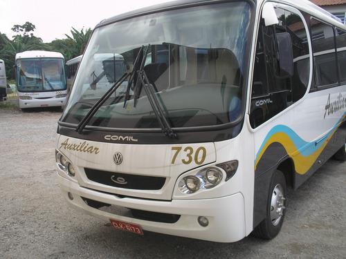 Micro Ônibus Rodoviário Vw 9150 Comil Piá