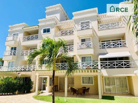 Apartamento Com 2 Dormitórios À Venda, 92 M² Por R$ 399.000 - Pirangi Do Norte (distrito Litoral) - Parnamirim/rn - Ap0205