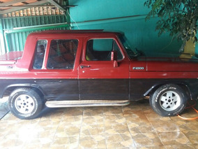 Ford F-1000 1989