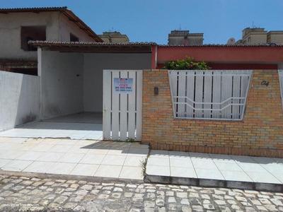 Casa Em Condomínio Para Venda Em Natal, Ponta Negra, 3 Dormitórios, 1 Suíte, 3 Banheiros, 2 Vagas - 1119695