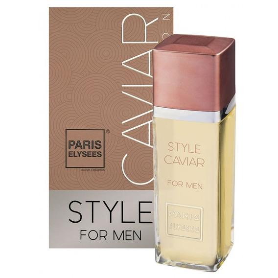 Perfume Masculino Style Caviar Paris Elysees 100 Ml