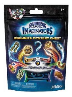 Skylanders Imaginators Bolsa Sobre Mistery Chest