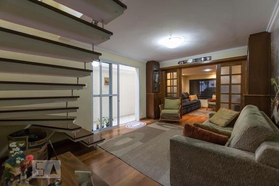 Casa Para Aluguel - Bosque Da Saúde, 3 Quartos, 230 - 892897344