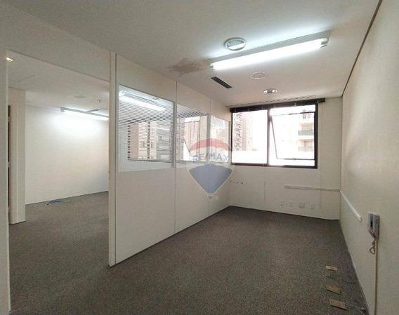 Sala, 30 M² - Venda Por R$ 270.000 Ou Aluguel Por R$ 1.200/mês - Vila Olímpia - São Paulo/sp - Sa0052