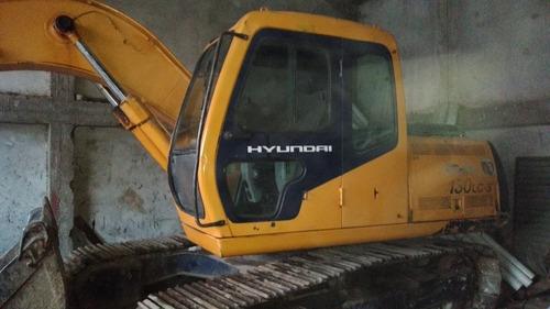 Imagen 1 de 8 de Hyundai 130 Lc-3