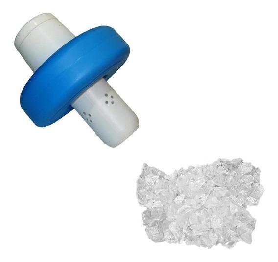 Filtro Antisarro Tanque Boya Con Cristales De Polifosfato
