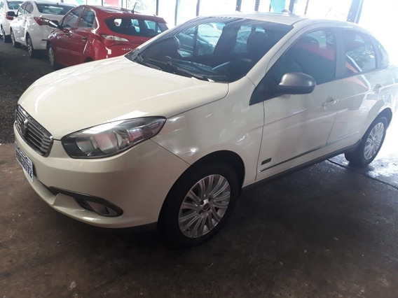 Fiat Siena Essence 1.6 Branco 2017