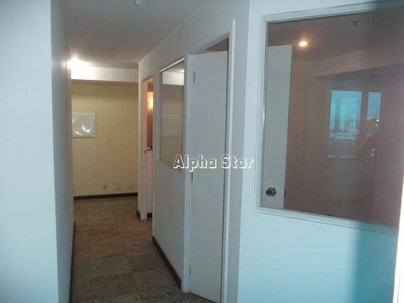 Sala Para Alugar, 78 M² Por R$ 2.500/mês - Edifício Eagle Point - Barueri/sp - Sa0308