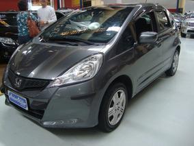 Honda Fit 1.4 Flex 2013 Cinza (43.000 Km / Completo)