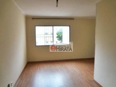 Apartamento Com 3 Dormitórios Para Alugar, 77 M² Por R$ 1.300/mês - Taquaral - Campinas/sp - Ap2152