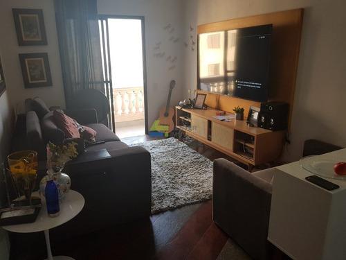 Imagem 1 de 15 de Apartamento - Vila Da Saude - Ref: 14476 - V-872473