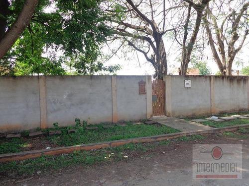 Chácara Residencial À Venda, Jardim Flamboyant Iii, Boituva. - Ch0409
