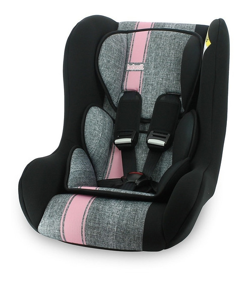 Butaca infantil para auto Bebesit 9025 Rosa