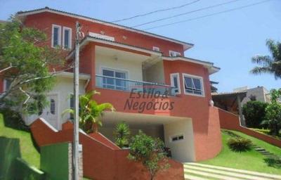 Casa Com 4 Dormitórios À Venda, 419 M² Por R$ 1.290.000 - Granja Viana - Embu Das Artes/sp - Ca1878
