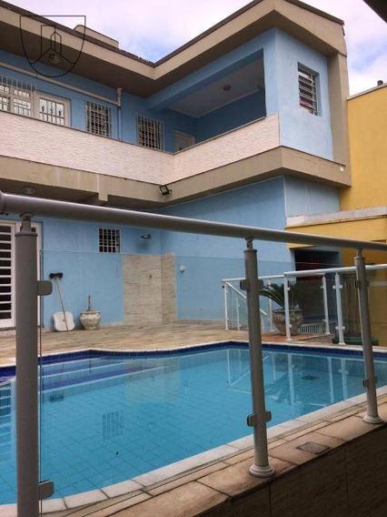 Casa Com 4 Dormitórios À Venda, 175 M² Por R$ 1.600.000 - Vila Ré - São Paulo/sp - Ca0132