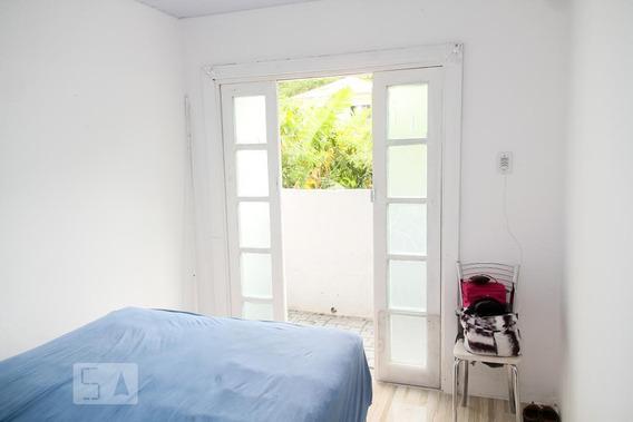 Apartamento Para Aluguel - Forquilinhas, 1 Quarto, 36 - 893033706