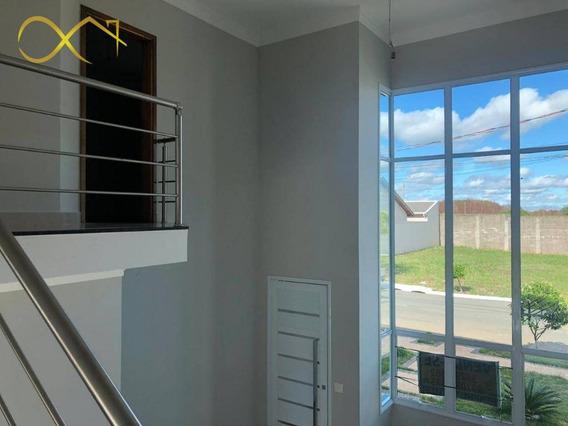 Casa Assobradada À Venda Por R$ 650.000 - Golden Park - Hortolândia/sp - Ca1666