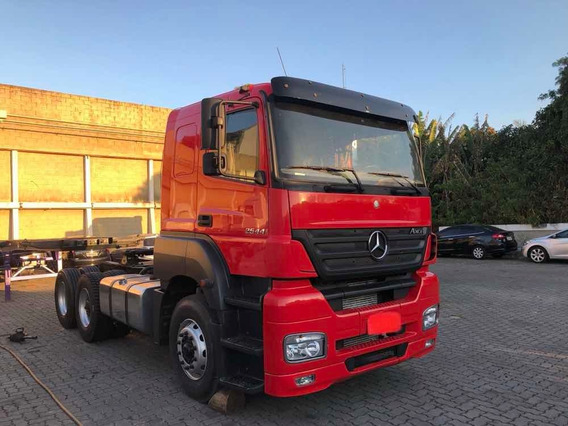 Mercedes-benz Axor 2544 6x2 2007 Volvo/scania/iveco/vw/ford