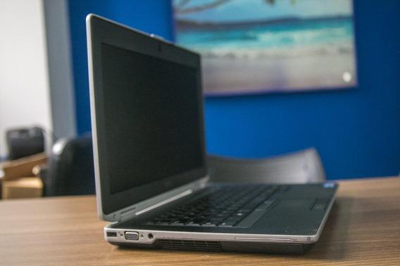 Notebook Dells I5 4gb 320gb Latitude E6430 P/engenharia Bom Estado