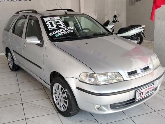 Fiat Palio Weekend 2003