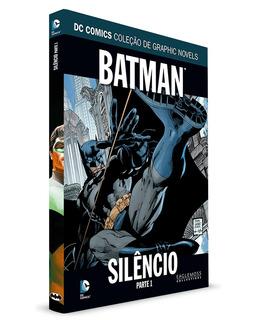 Batman - Silêncio (jim Lee) - Eaglemoss - Parte 1 E 2.