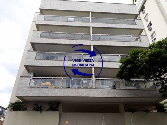 Méier - Apartamento À Venda, Novo, 2 Quartos (suíte), Vaga, A 5 Minutos Do Assaí Atacadista Dias Da Cruz! - 1284