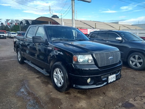 Ford Lobo 4.6 Xlt Cabina Doble 4x2 Mt 2007