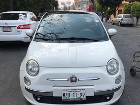 Fiat 500 1.4 3p Hb Lounge Dualtronic Qc At