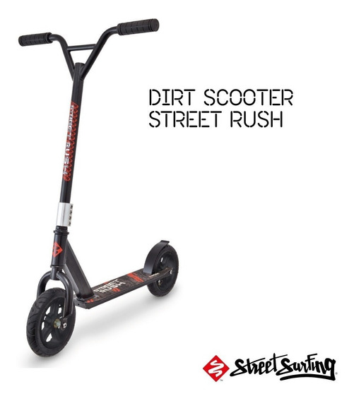 Monopatin Scooter Street Surfing Rush Ruedas Inflables