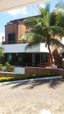 Casa Com 4 Dormitórios À Venda, 330 M² - Três Marias - Guarujá/sp - Ca1817