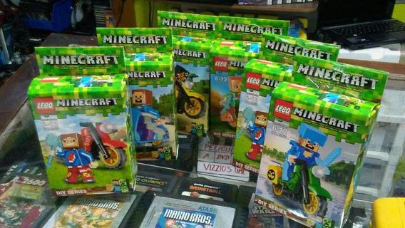 Minecraft Generico Armables Nuevos