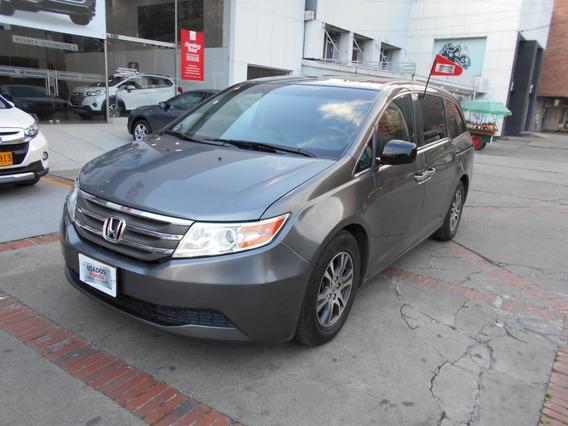 Honda Odyssey Exl Res 2011 Res 972