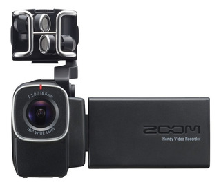 Handy Video Recorder Zoom Q8 Hd3m Lcd Touchcreen En Cuotas