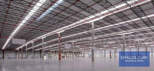 Imagem 1 de 3 de Galpão Logístico Para Alugar, 46.630m² - Itupeva/sp - Ga0639
