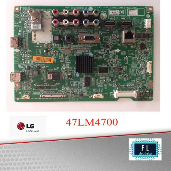Placa Principal Tv Lg 47lm4700