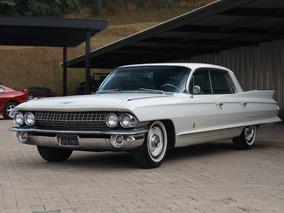 Cadillac Deville 1961 4 Portas Sem Coluna Placa Preta
