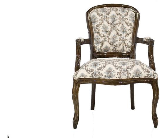 Poltrona Cadeira Amamentação Luiz Felipe - Hacke Móveis